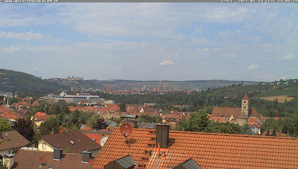 Würzburg Mon. 14:10