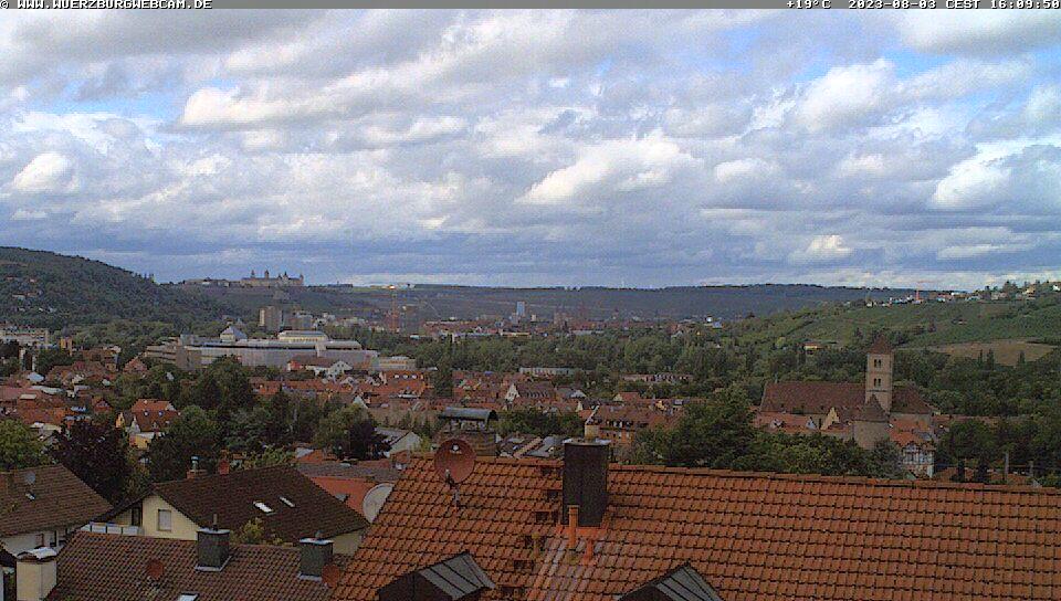 Würzburg Sun. 16:10