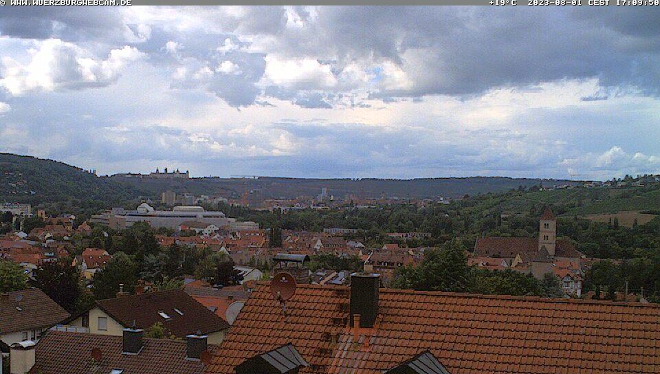 Würzburg Sun. 17:10