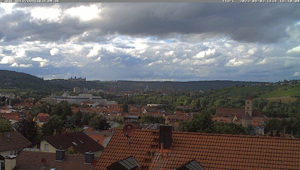 Würzburg Sun. 18:10