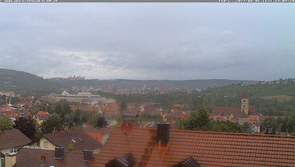 Würzburg Sun. 19:10