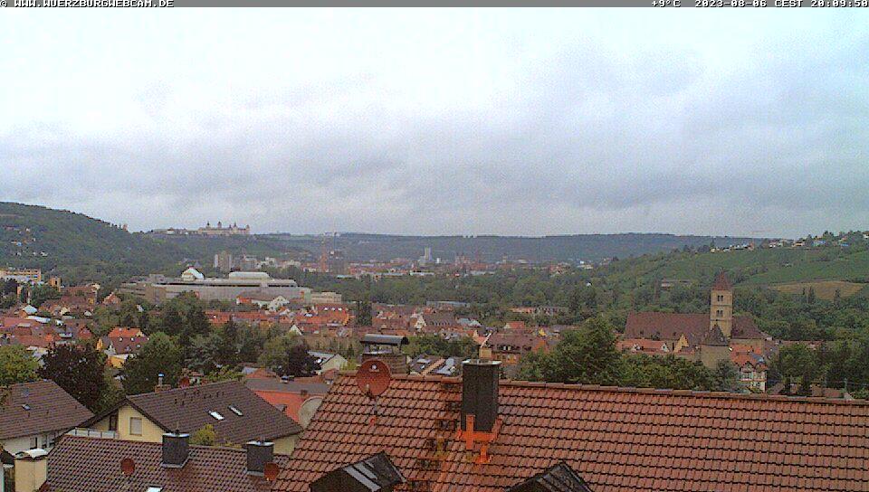 Würzburg Sun. 20:10