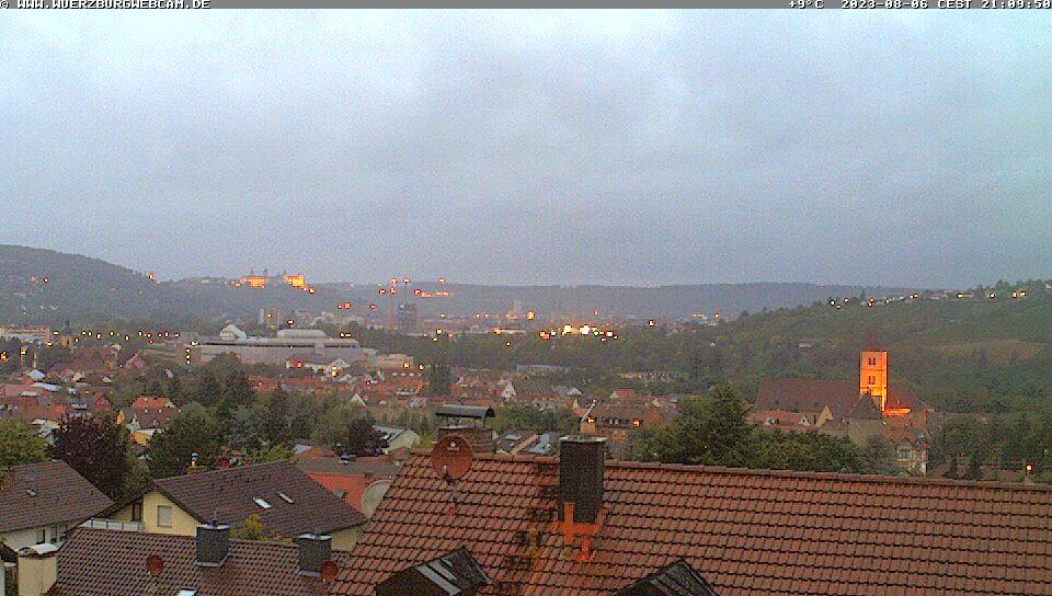 Würzburg Sun. 21:10
