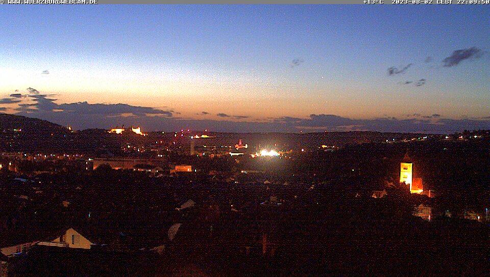 Würzburg Sun. 22:10