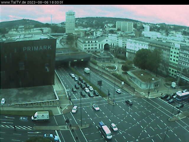 Wuppertal Webcam