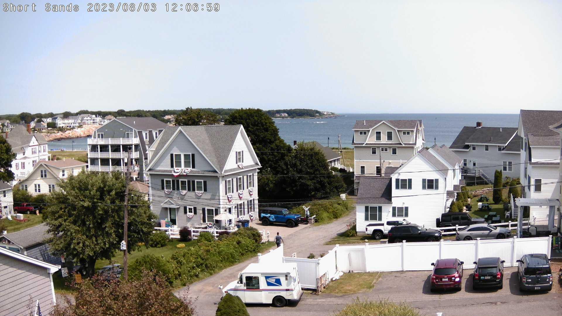 York Beach, Maine Ven. 12:07