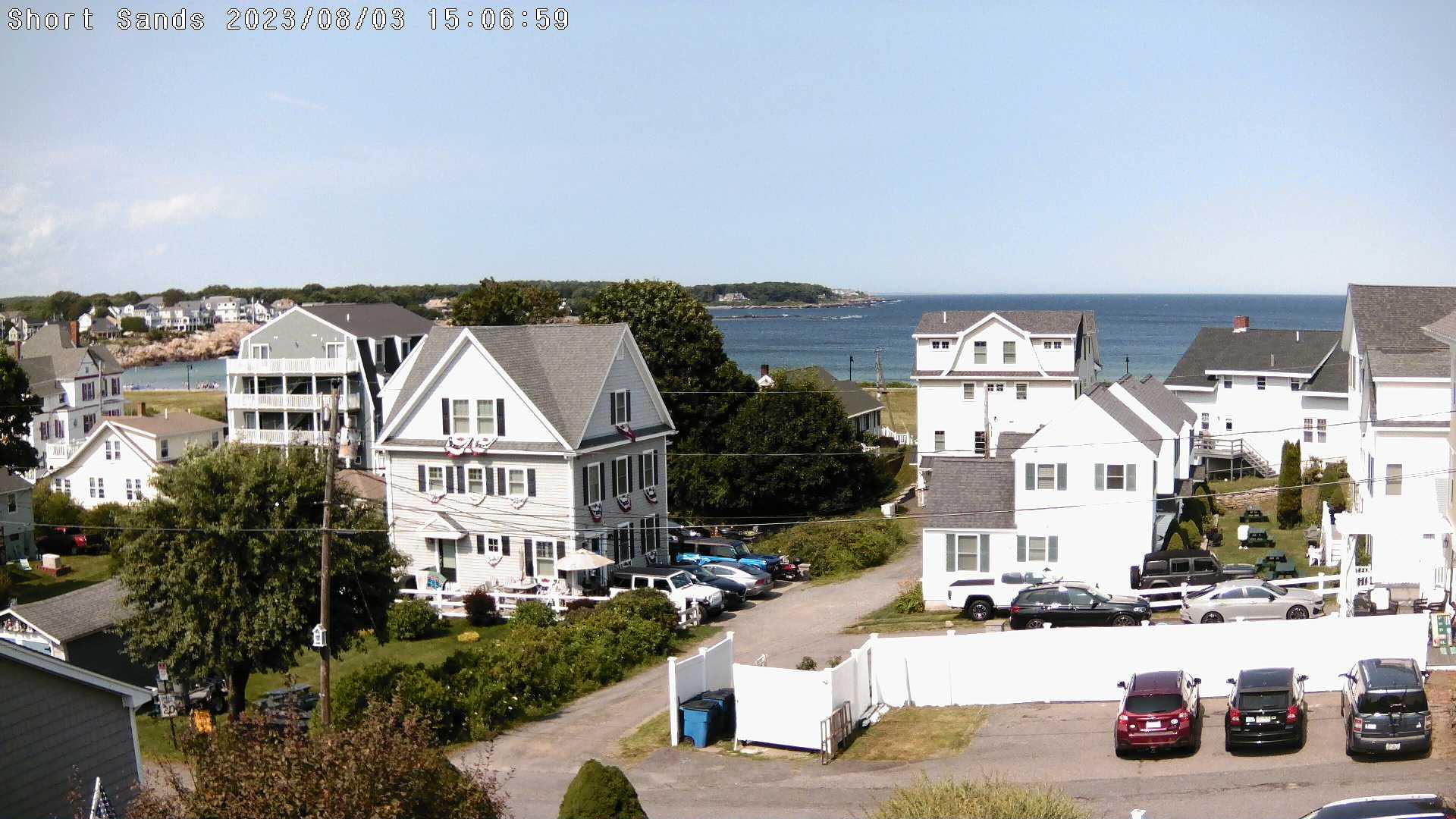 York Beach, Maine Ven. 15:07