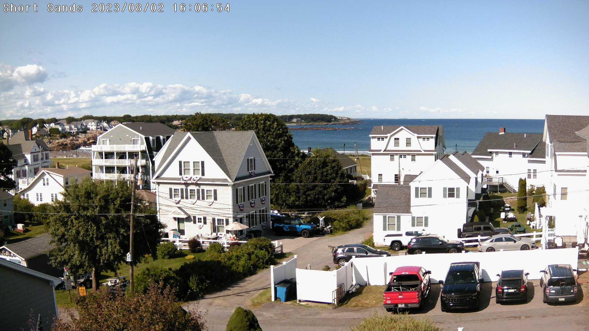 York Beach, Maine Ven. 16:07