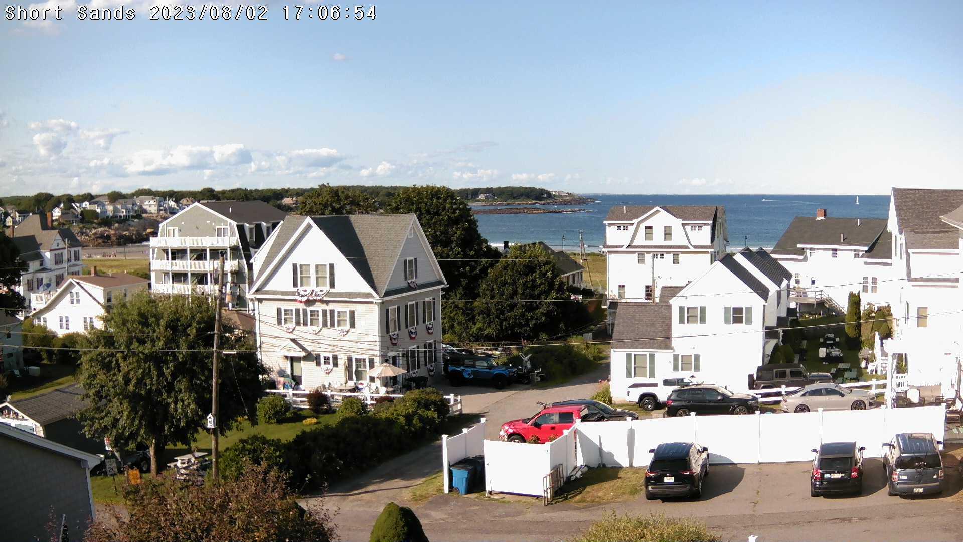 York Beach, Maine Ven. 17:07