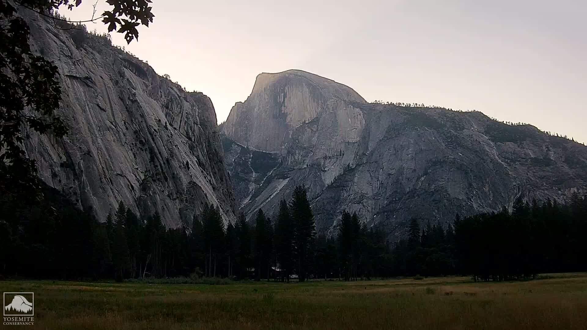 Yosemite National Park, California Wed. 06:45
