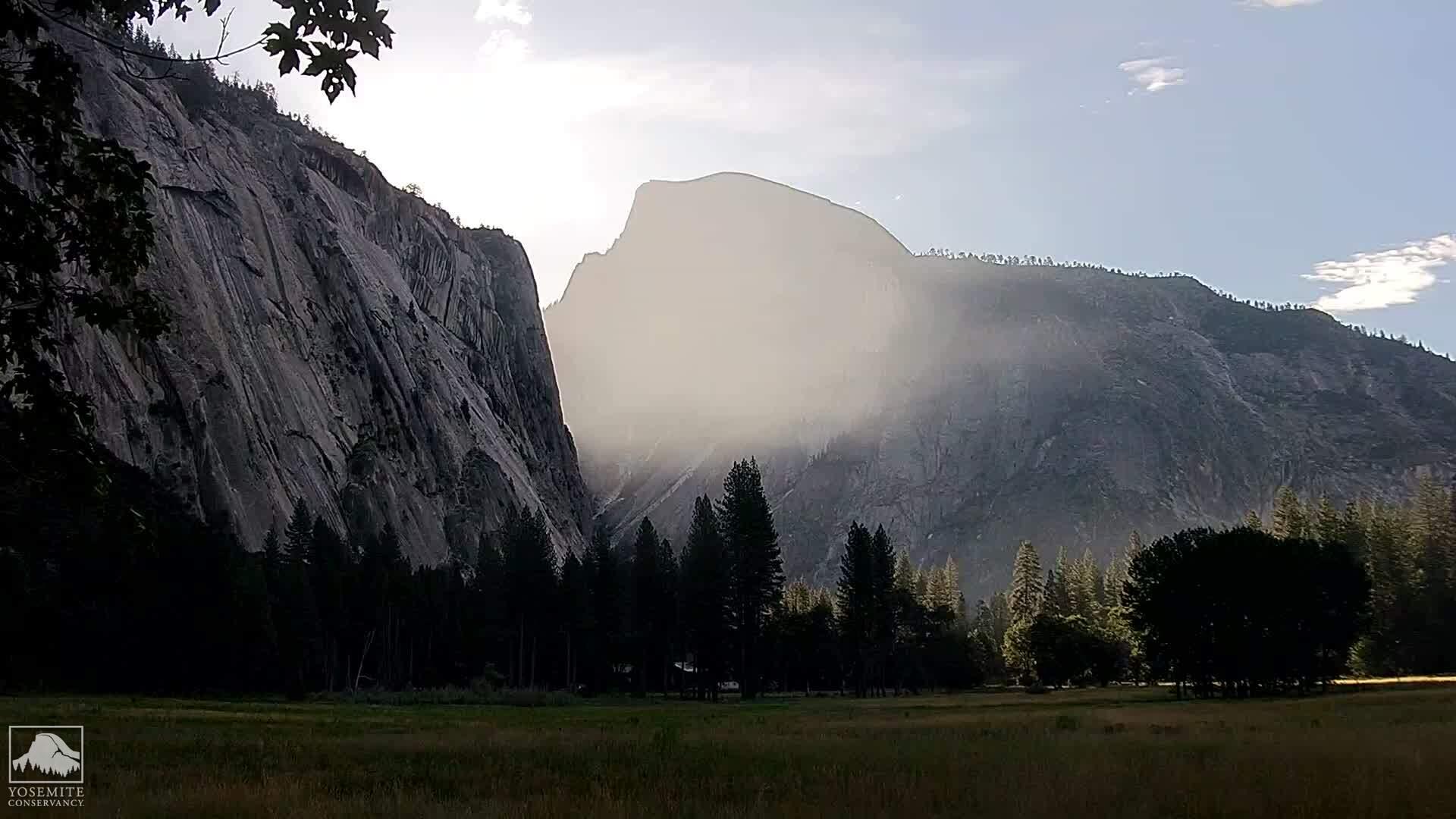Yosemite National Park, California Wed. 07:45