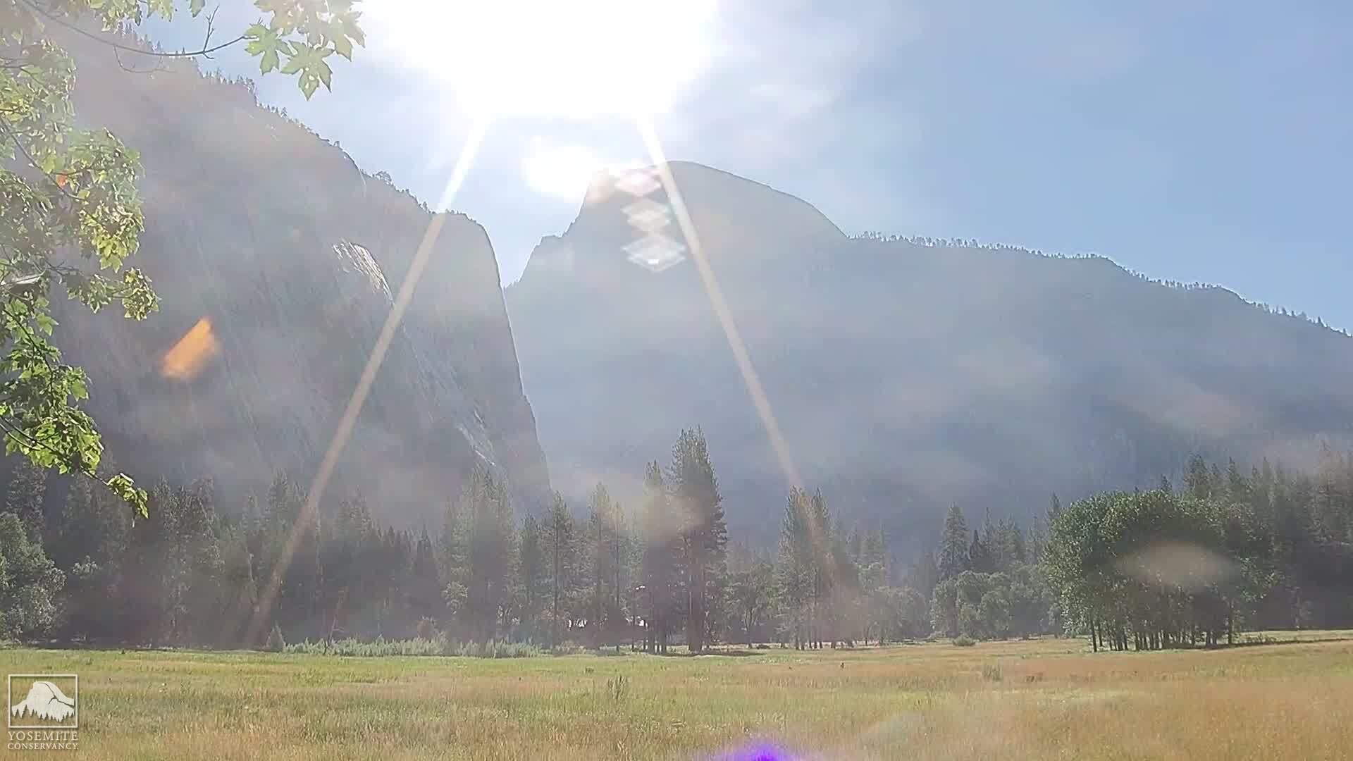 Yosemite National Park, California Wed. 08:45