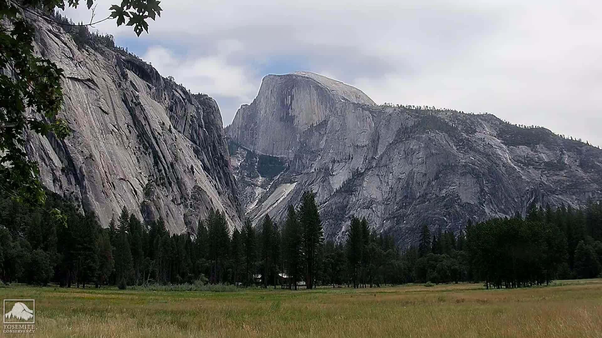 Yosemite National Park, California Tue. 12:45