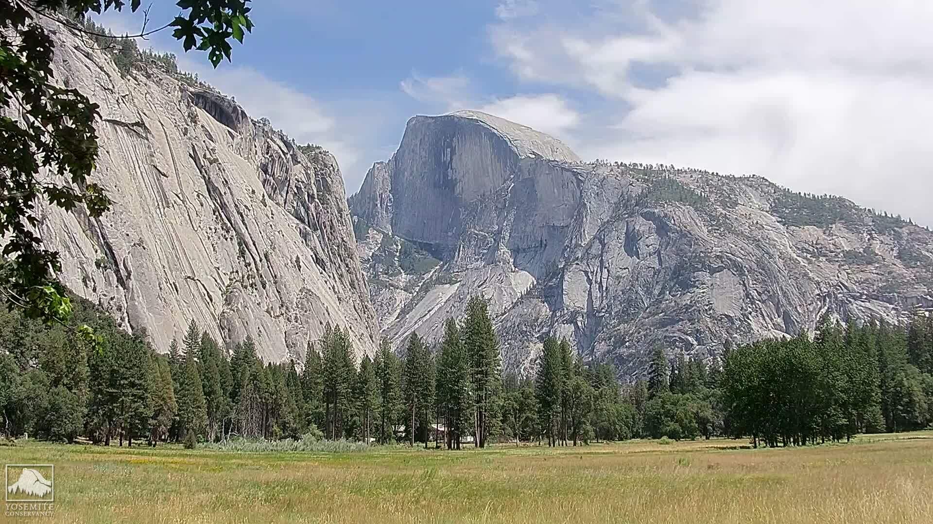 Yosemite National Park, California Tue. 13:45