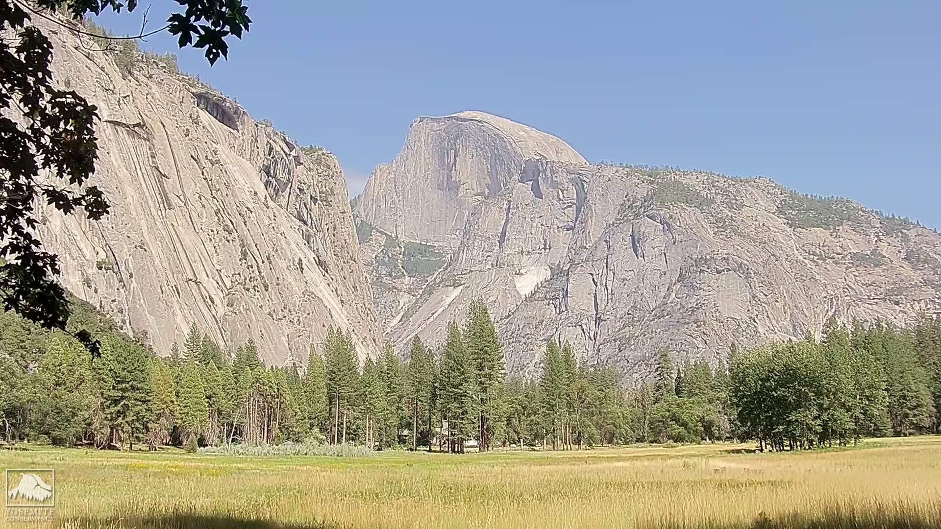 Yosemite National Park, California Tue. 15:45