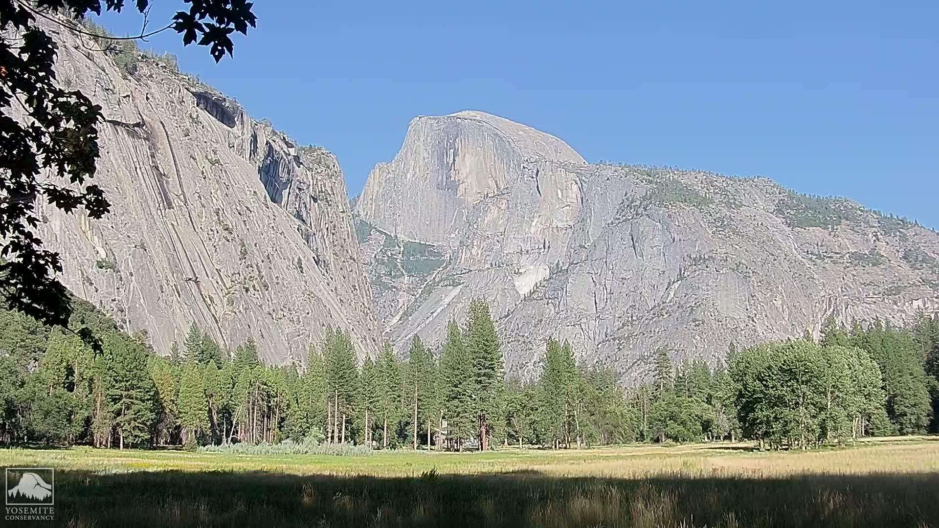 Yosemite-Nationalpark, Kalifornien Sa. 17:45