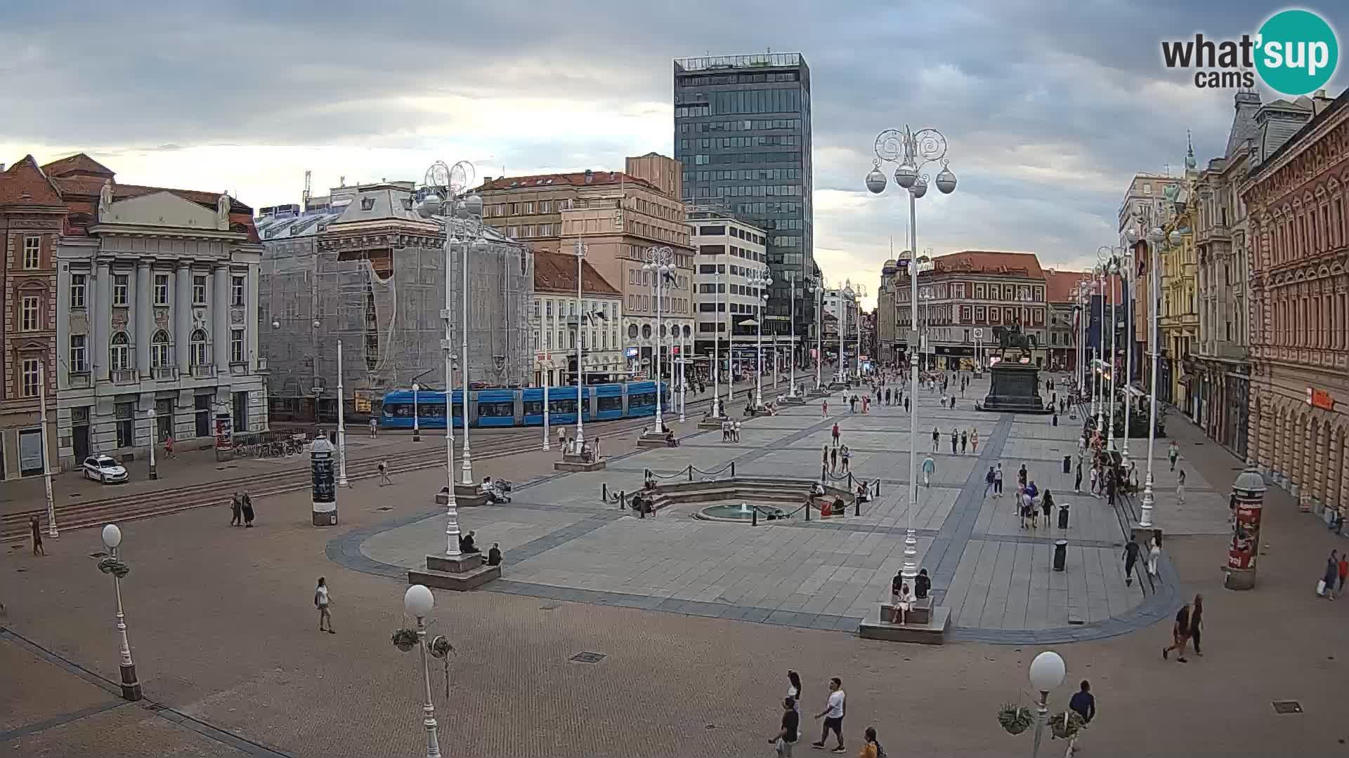 Zagreb Mon. 19:36