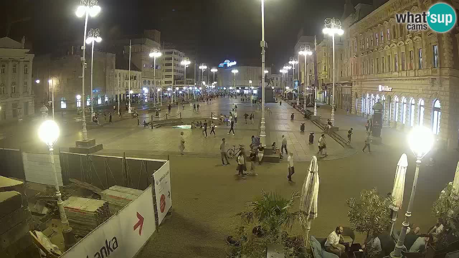 Zagreb Mon. 22:36