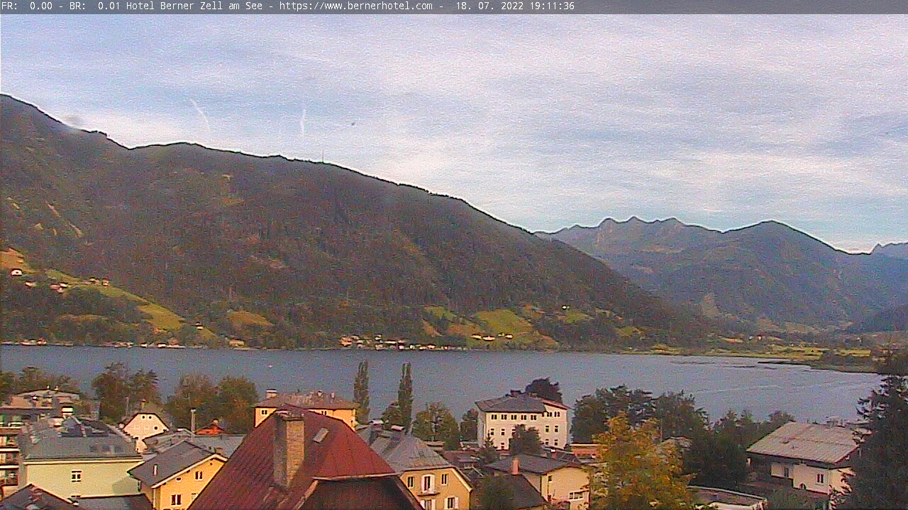 Zell Am See Web Camera Live