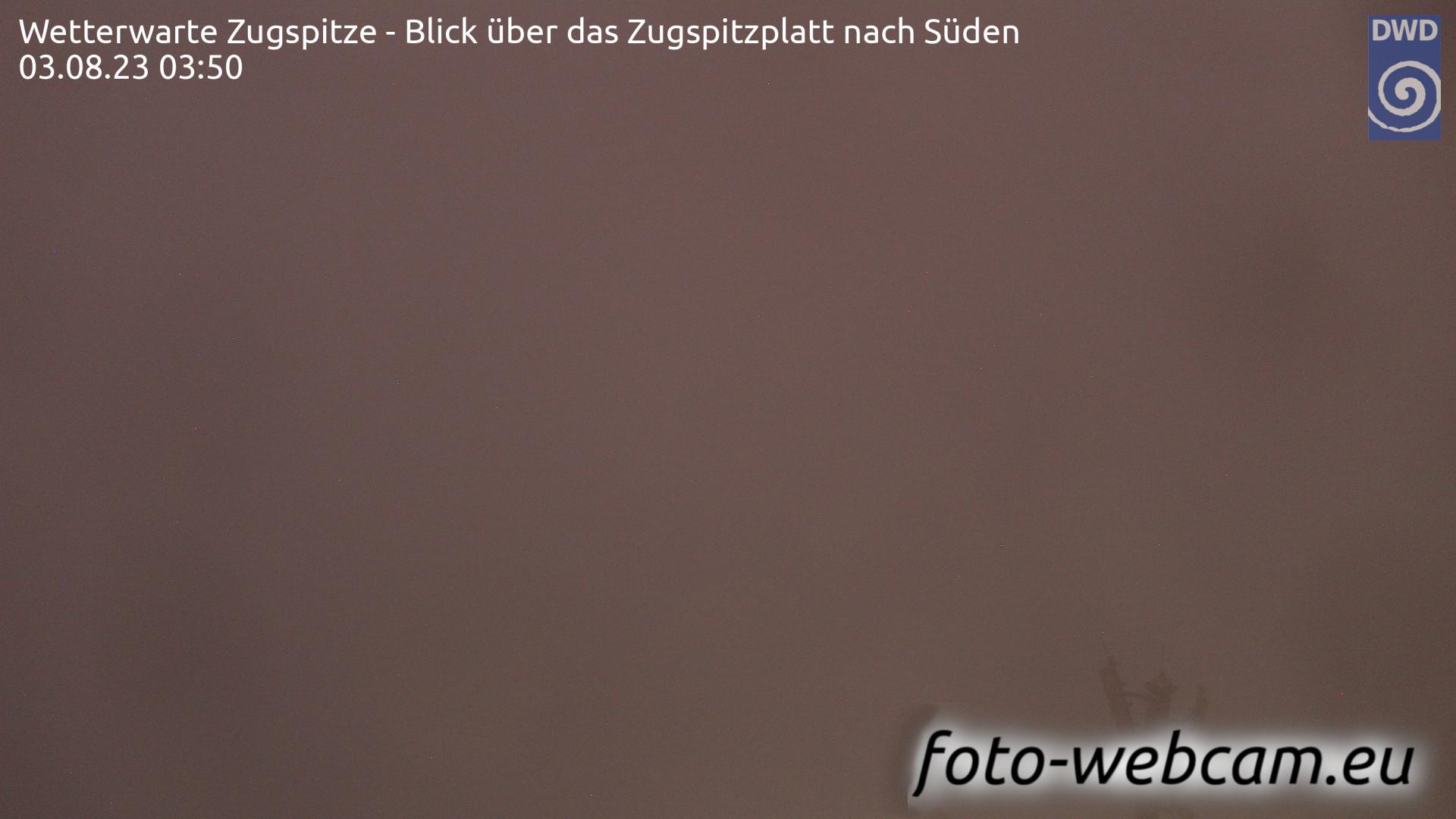 Zugspitze Fri. 03:58