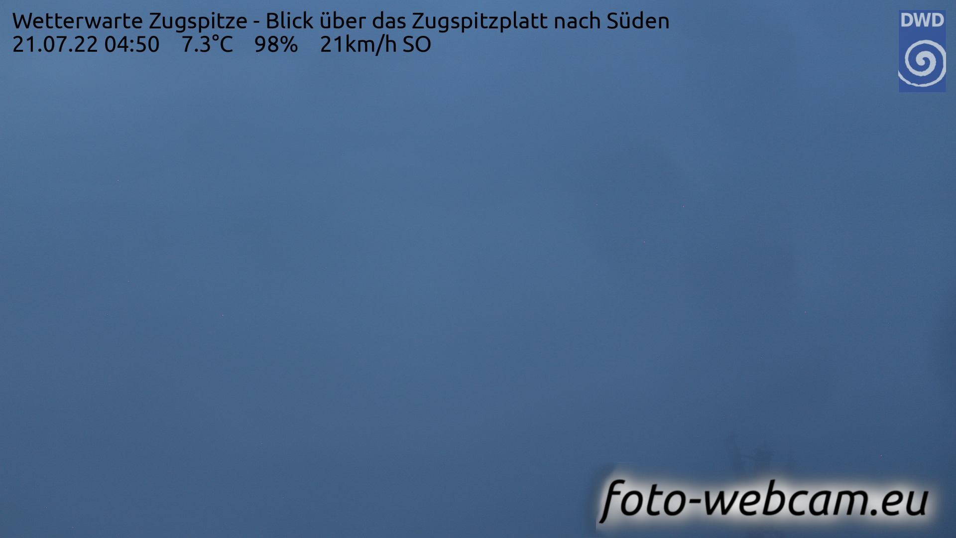 Zugspitze Fri. 04:58
