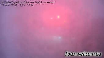 Zugspitze Mar. 01:45
