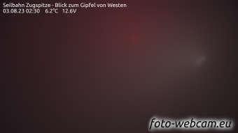 Zugspitze Mar. 02:45