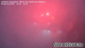 Zugspitze Di. 03:45