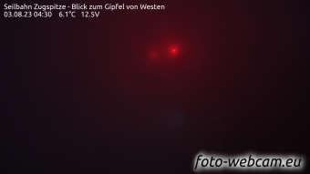 Zugspitze Lun. 04:45