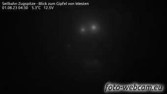 Zugspitze Di. 04:45