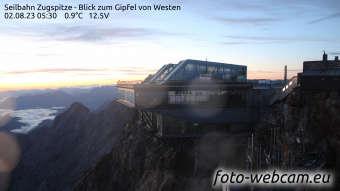 Zugspitze Lun. 05:45