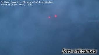 Zugspitze Di. 05:45