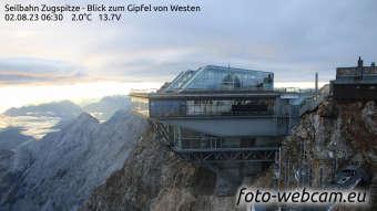 Zugspitze Lun. 06:45