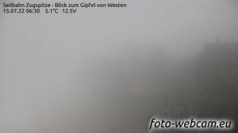 Zugspitze Di. 06:45