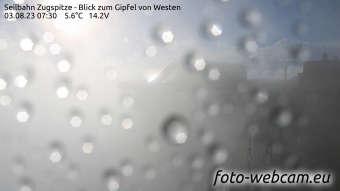 Zugspitze Lun. 07:45