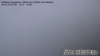 Zugspitze Di. 07:45