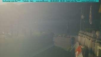 Torbole (Gardasee) Do. 08:35