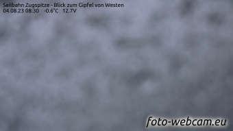 Zugspitze Di. 08:45