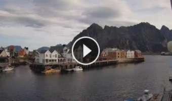 Henningsvær Lun. 08:58