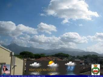 Viareggio blick ber viareggio webcam galore - Bagno king marina di pietrasanta ...