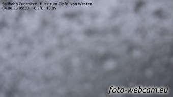 Zugspitze Di. 09:45