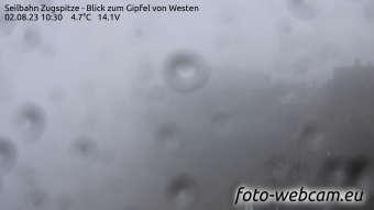 Zugspitze Lun. 10:45