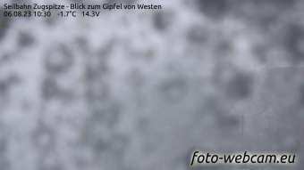 Zugspitze Di. 10:45