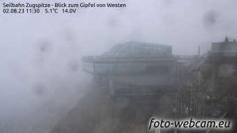 Zugspitze Di. 11:45