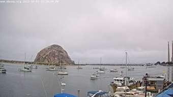 Morro Bay , California Wed. 12:35