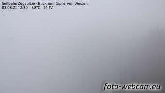 Zugspitze Lun. 12:45