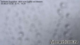 Zugspitze Di. 12:45