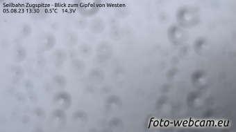 Zugspitze Di. 13:45