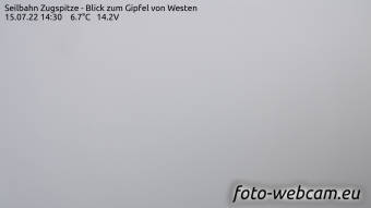 Zugspitze Di. 14:45