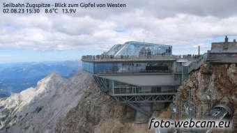 Zugspitze Di. 15:45